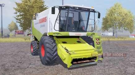Claas Lexion 540 with header für Farming Simulator 2013