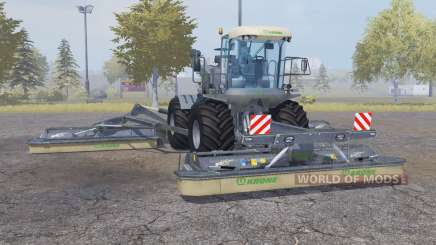 Krone BiG M 500 black für Farming Simulator 2013