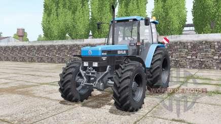New Holland 8340 More Realistic für Farming Simulator 2017