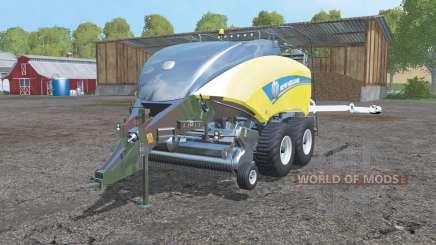 New Holland BigBaler 1290 attacher für Farming Simulator 2015