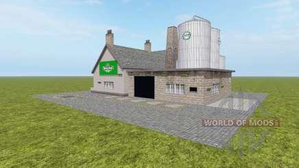 Brewery Heineken für Farming Simulator 2017