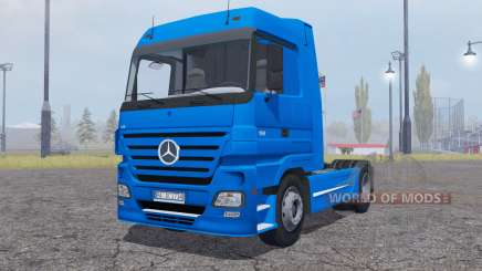Mercedes-Benz Actros 1860 (MP2) 2005 für Farming Simulator 2013