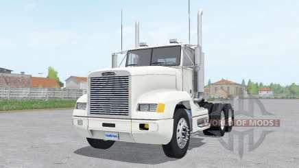 Freightliner FLD 120 Day Cab pour Farming Simulator 2017