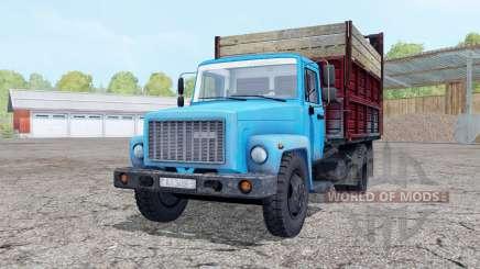 GAZ SAZ 3507-01 silage für Farming Simulator 2015