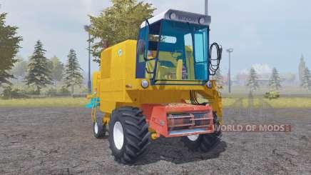 Bizon Z056-7 für Farming Simulator 2013
