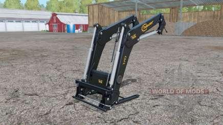 Hauer VX 170 für Farming Simulator 2015