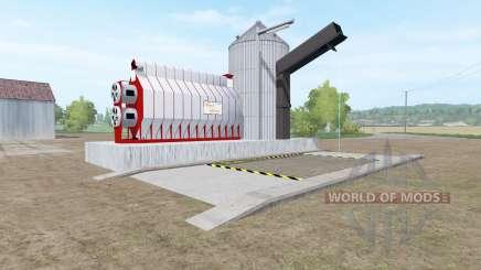 Multi Interim Storage v3.7 für Farming Simulator 2017