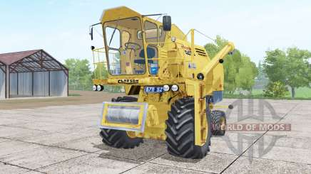 New Holland M135 Claysⱺn für Farming Simulator 2017
