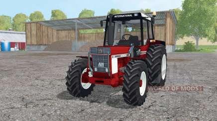 International 1246 loader mounting für Farming Simulator 2015