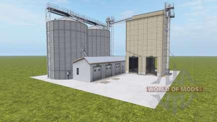 Sugar Factory v1.0.5 für Farming Simulator 2017