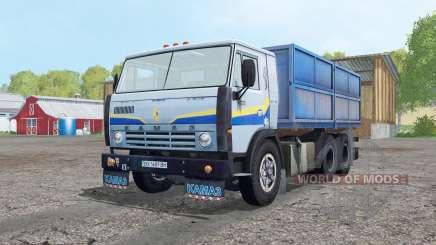 KamAZ 5320 Licht Grau blau für Farming Simulator 2015