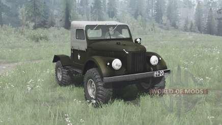 UAZ 456 1959 pour MudRunner