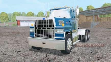 Ford L9000 6x6 pour Farming Simulator 2015
