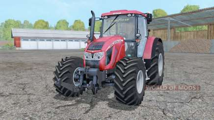 Zetor Forterra 150 HD animated element pour Farming Simulator 2015
