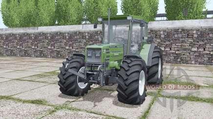 Hurlimᶏnn H-488, große Räder für Farming Simulator 2017