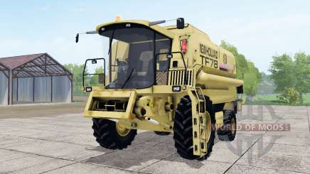 New Holland TF78 animated element für Farming Simulator 2017