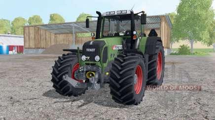 Fendt 820 Vario loader mounting für Farming Simulator 2015