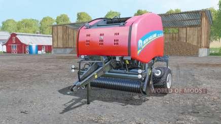 New Holland Roll-Belt 150 American für Farming Simulator 2015