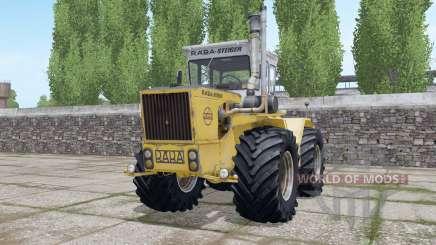 Raba-Steiger 250 doᶙble roues pour Farming Simulator 2017