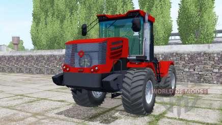 Kirovets K-744Р4 Doppel-Räder für Farming Simulator 2017