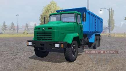 KrAZ 6130С4 pour Farming Simulator 2013