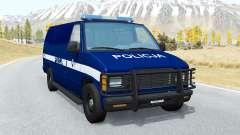 Gavril H-Series Polish Police v3.0 pour BeamNG Drive