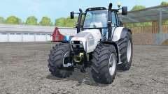 Hurlimann XL 130 loader mounting für Farming Simulator 2015