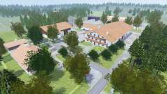 Holzheimerland v0.9.1 pour Farming Simulator 2013