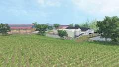 Cantal v1.3 für Farming Simulator 2015