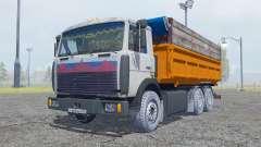 MAZ 5516 6x4 pour Farming Simulator 2013
