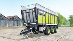 Joskin Drakkar 8600 Claas Editioᶇ pour Farming Simulator 2017