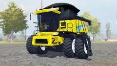 New Holland CR9060 dual front wheels pour Farming Simulator 2013