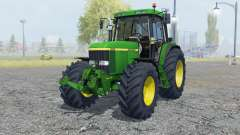 John Deere 6810 animated element pour Farming Simulator 2013
