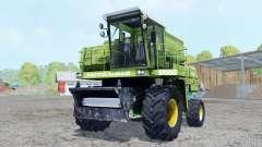 Don-1500 mit dem Reaper für Farming Simulator 2015
