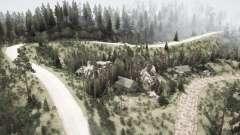Quartier naturel pour MudRunner