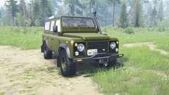 Land Rover Defendeᶉ 110 Station Wagon pour MudRunner