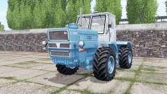 T-150K de l'animation des portes pour Farming Simulator 2017