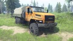 Ural Nächsten (4320-6988-72Е5И06) für MudRunner
