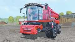 Case IH Axial-Flow 7130 dual front wheels pour Farming Simulator 2015