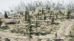 Sur la colline pour MudRunner