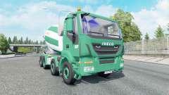 Iveco Trakker Hi-Land 500 Mixer 2013 pour Euro Truck Simulator 2