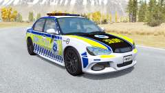 Hirochi Sunburst Australian Police v0.2.1 pour BeamNG Drive