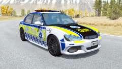 Hirochi Sunburst Australian Police v0.2.1 für BeamNG Drive