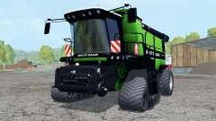 Deutz-Fahr 7545 RTS crawler pour Farming Simulator 2015