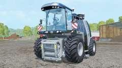 Krone BiG X 1100 Black Edition für Farming Simulator 2015