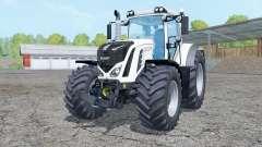 Fendt 927 Vario white für Farming Simulator 2015