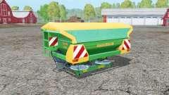 Amazone ZA-M 1501 swichable cover für Farming Simulator 2015