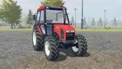 Zetor 5340 front loader pour Farming Simulator 2013