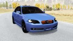 Subaru Legacỿ B4 für BeamNG Drive