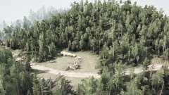 Forest Removal für MudRunner
